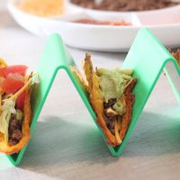 Low Carb Beef Tacos with Homemade Taco Seasoning