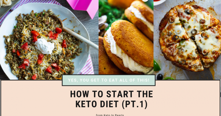 How To Start Keto: Part 1