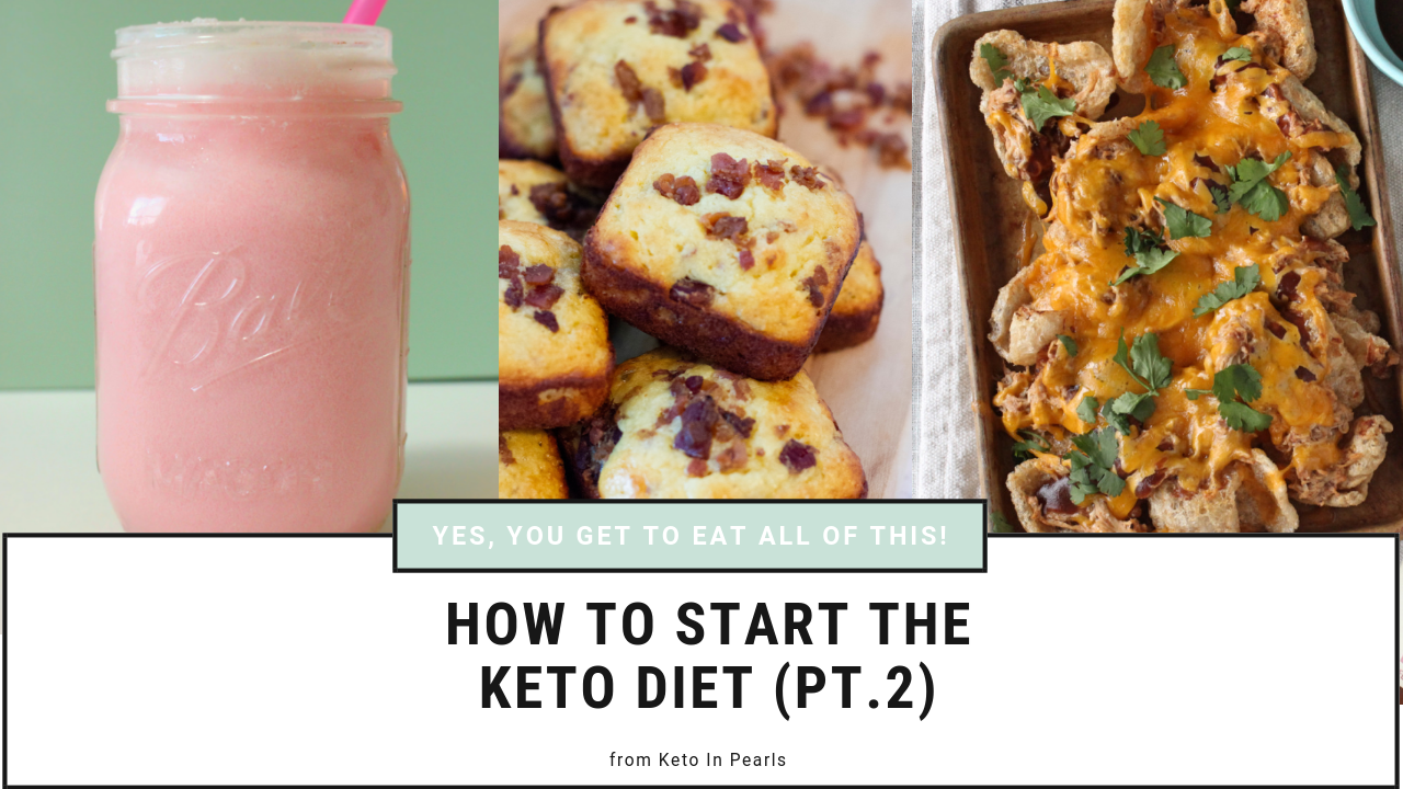 The best apps and podcasts for you as you learn how to start keto. Bonus grocery shopping lists included!