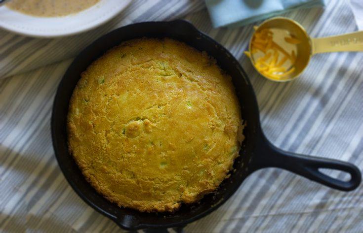 Keto Cornbread Muffins