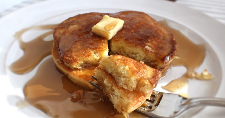 The Best Keto Pancakes