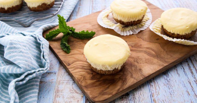 Mini Keto Cheesecakes
