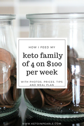 How I Feed My Family of 4 for $100 per Week