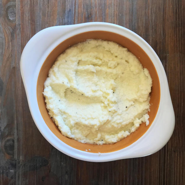 10 Minute Cauliflower Mash
