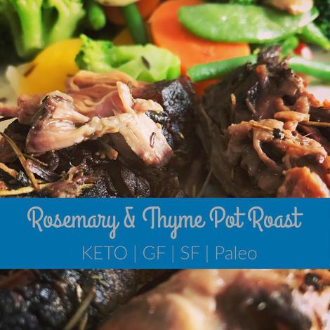 Rosemary & Thyme Pot Roast