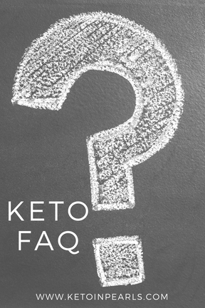 7 Common Questions about the Keto Diet
