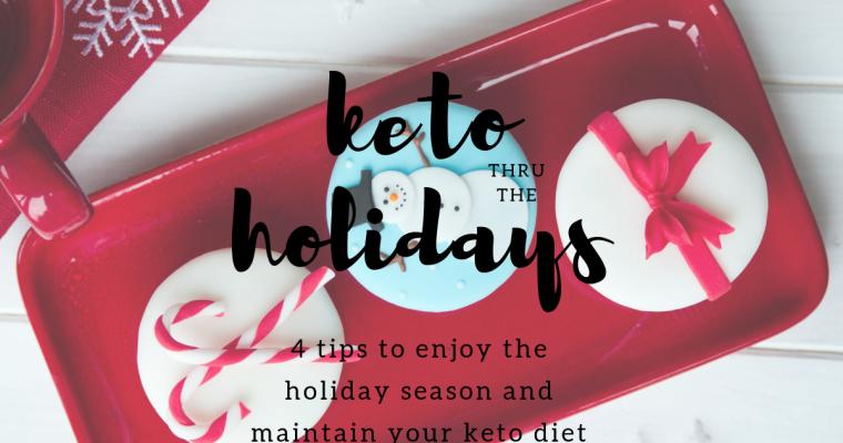 Keto Through the Holidays