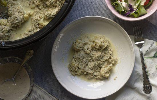 Keto Crock-Pot Italian Crack Chicken