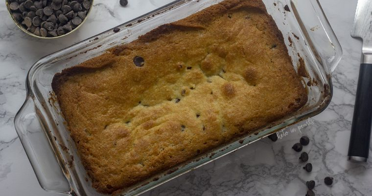 Keto Chocolate Chip Banana Bread