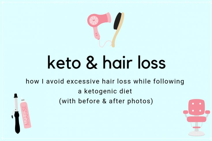 Keto and Hair Loss: The Beauty Secret of the Keto Diet