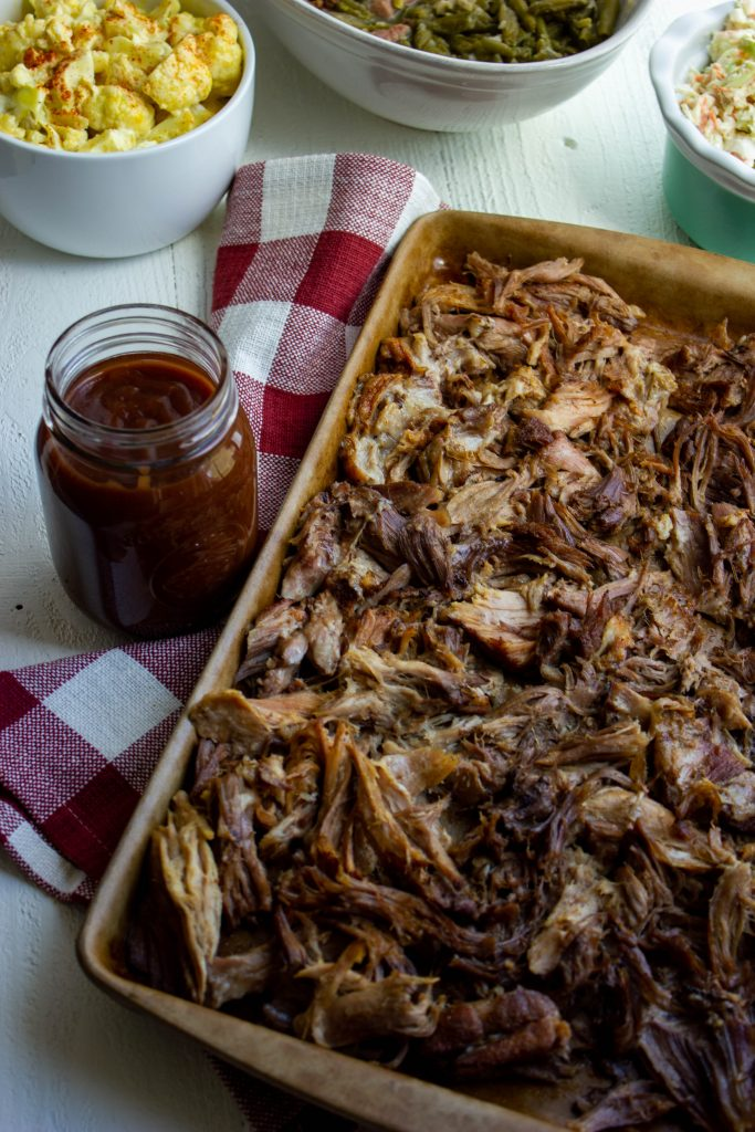 Juicy and flavorful keto pulled pork. Zero carbs and only 5 ingredients.