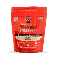 Lakanto Golden Monkfruit Natural Sweetener, 8.29 Oz (235 g)