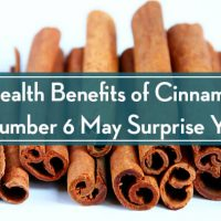 8 Health Benefits of Cinnamon! (Number 6 May Surprise You)