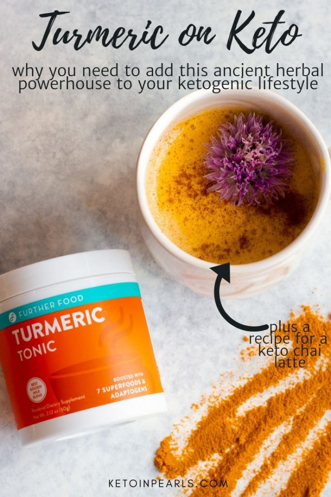 Turmeric on keto is like extra sprinkles on an ice cream sundae! Find out why turmeric is so powerful and how you can deliciously add it to your keto diet.