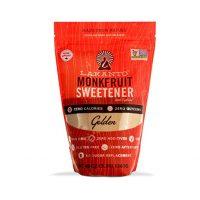 Lakanto Monkfruit 1:1 Sugar Substitute | 3 Ib NON GMO (Golden)