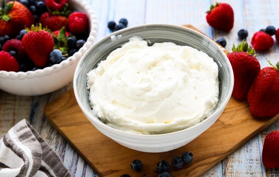 How To Make Sugar Free Keto Cool Whip