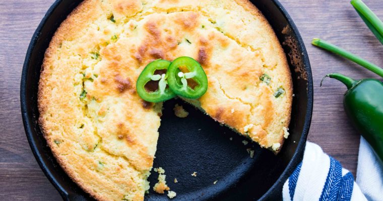 Keto Buttermilk Cornbread