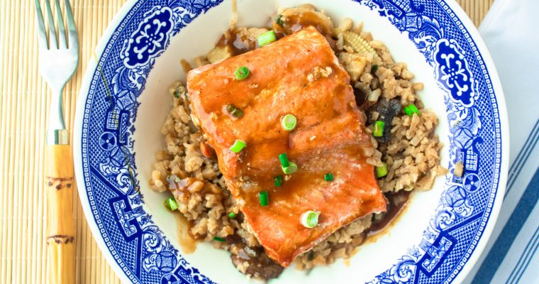 Weeknight Teriyaki Salmon