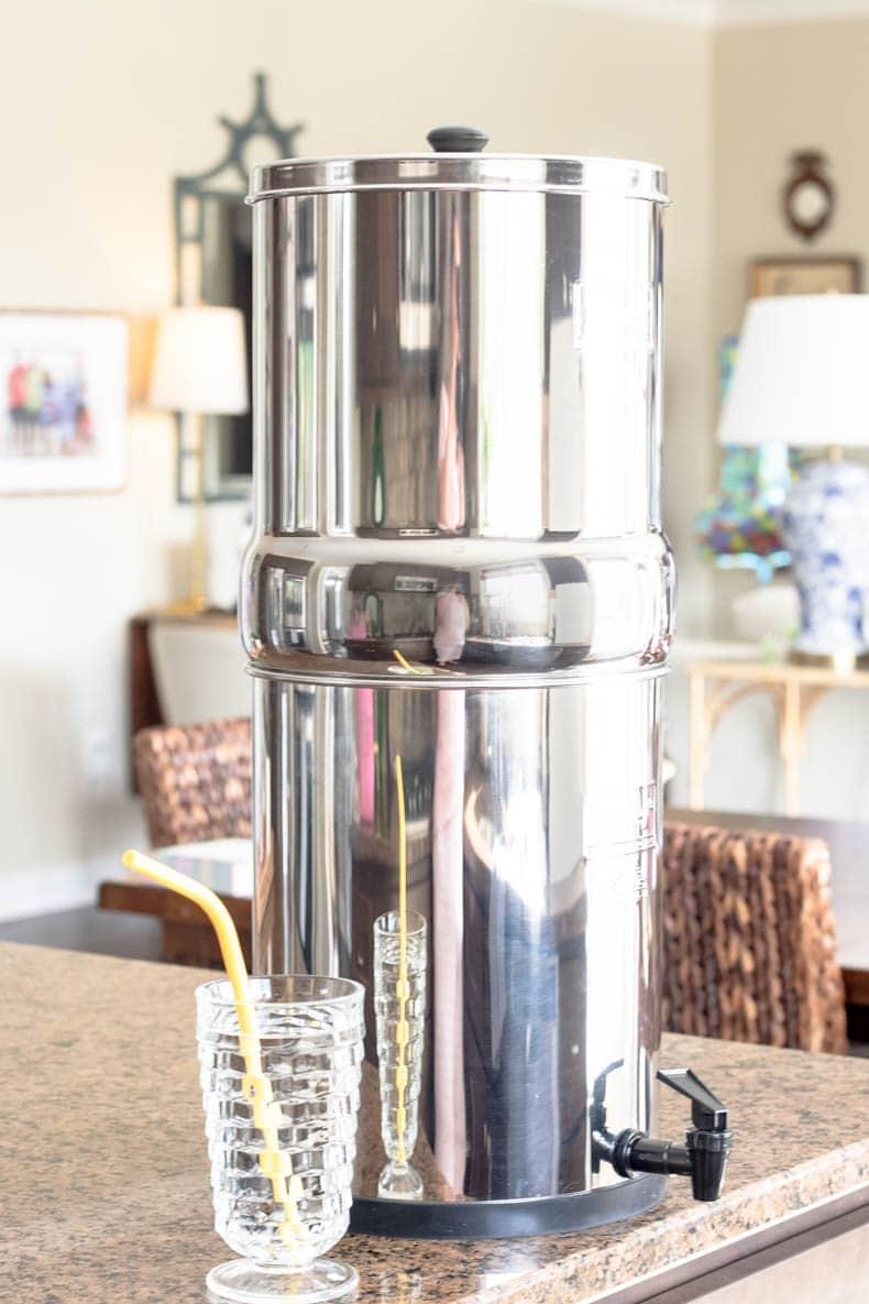 Does a berkey filter really make water taste better?